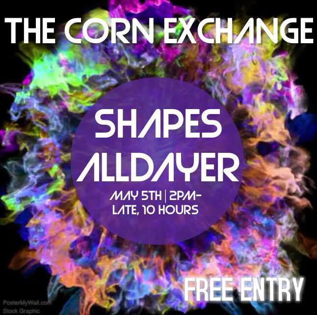 Shapes all dayer