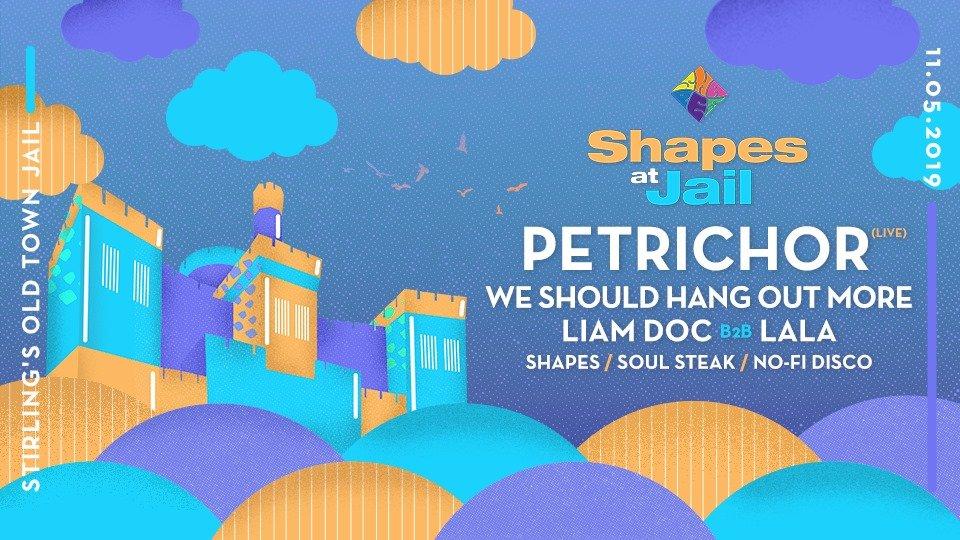 shapes at jail