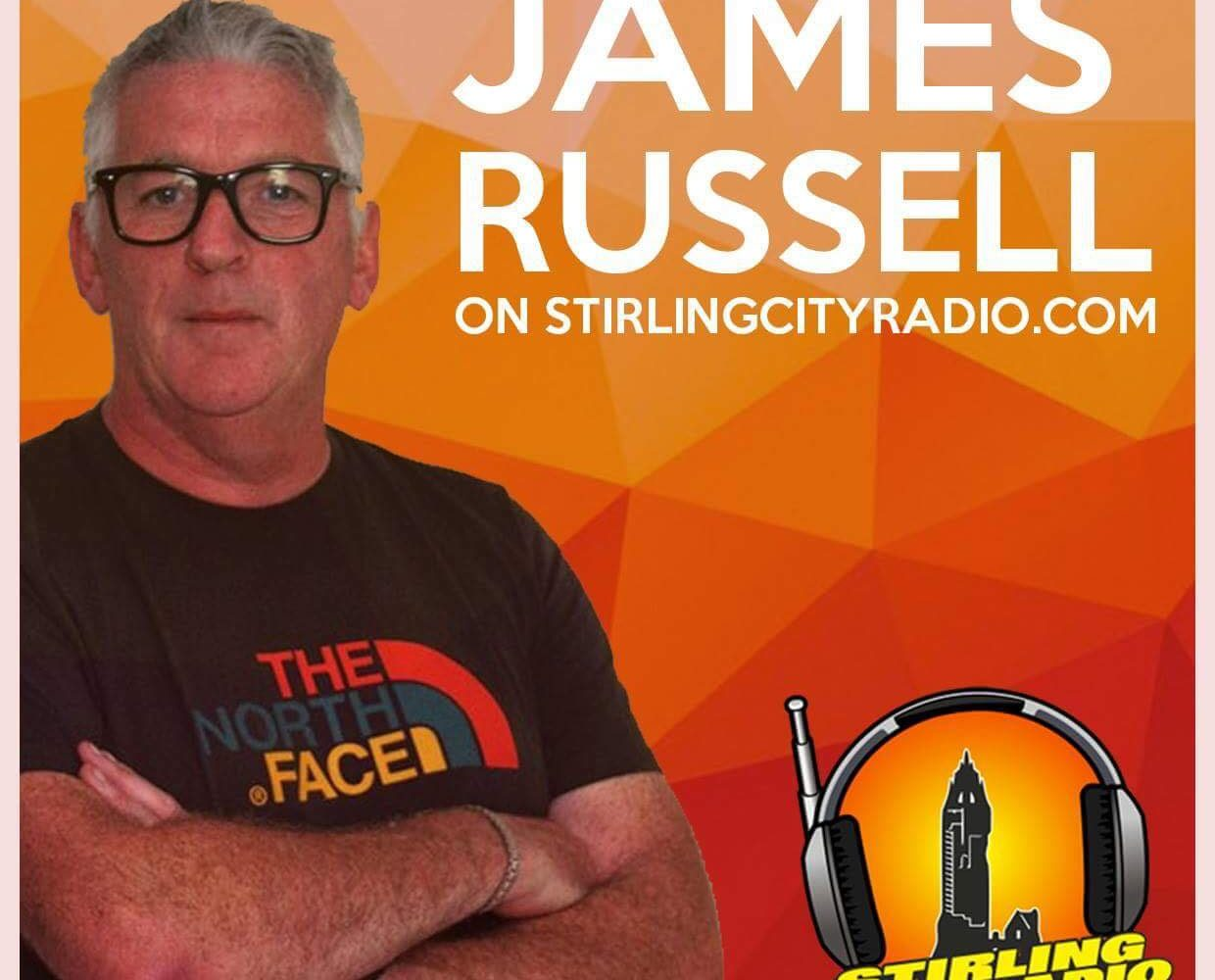 Interview with James Russell from Stirling City Radio