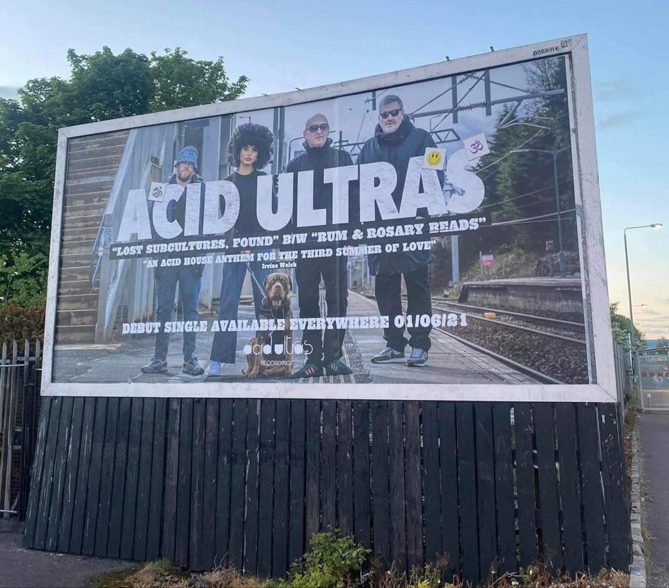 Acid Ultras – Lost Subcultures, Found